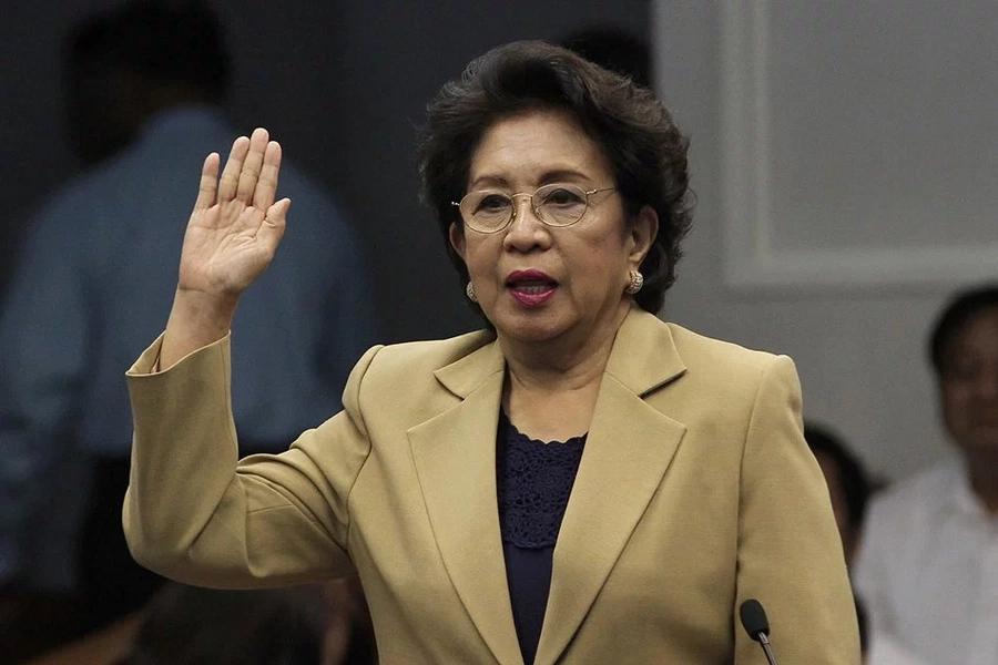 Ramon Magsaysay Award given to Ombudsman Morales