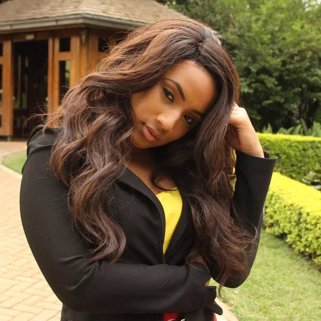 K24's Maya is hotter than pepper in swimming suit