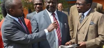 Haya ndiyo matokeo yaliyowakasirisha wafuasi wa Raila Odinga