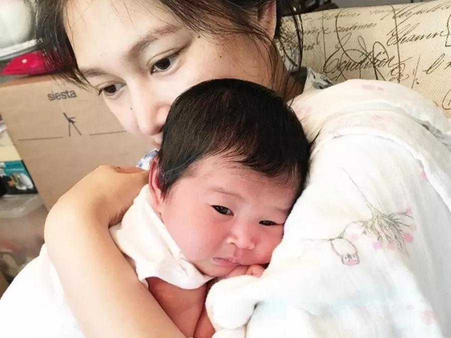 Ruffa Mae and Baby Alexandria looks like 'Pinagbiyak na Bunga!. See The Striking Resemblance