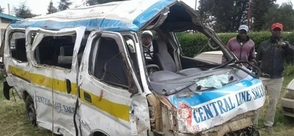 Survivors of Nyahururu accident reveal driver ignored pleas to slow down