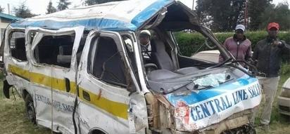 Zimwi la ajali: Walionusurika kifo Nyahururu wasema dereva alikuwa mkaidi mno