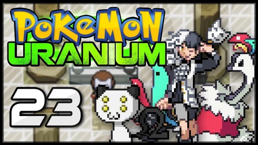 Pokémon Uranium taken down due to copyright issues