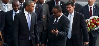 See Leaked President Obama's Multimillion Hotel Bill In Ethiopia