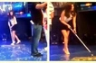 Angel Locsin caught on video working like a janitress during commercial break of 'It's Showtime!' Walang kaarte-arte!