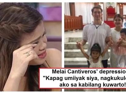 """Mahirap maging isang ina! Melai Cantiveros admits to struggling as a mother after giving birth: """"Para akong baliw"""""""