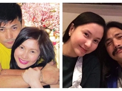 Robin Padilla and Mariel Rodriguez exchange heartwarming messages on their 7th wedding anniversary: 'No one thought we would make it.'