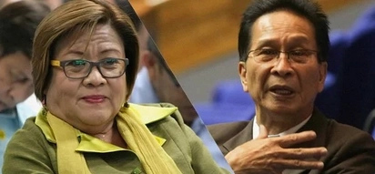 Here is Panelo's birthday wish for Senator De Lima