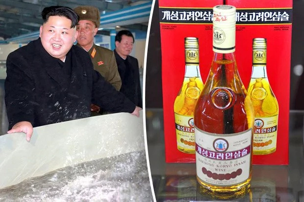 Koryo Liquor is an alcoholic drink without any hangover