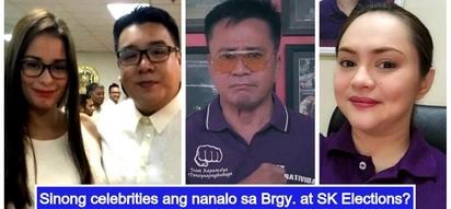 Resulta ng Barangay Elections for celebrity candidates, nalaman na!