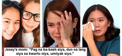 Nasasaktan din ang pamilya! Jessy Mendiola's mom & her younger sister get emotional on 'Magandang Buhay' while talking about bashers!