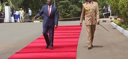 William Ruto jets off to  Rio Olympics