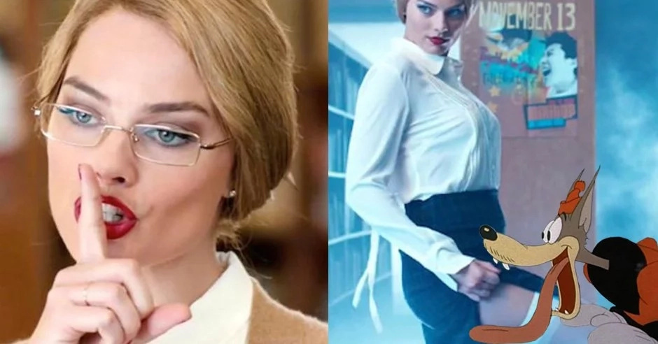 Bombshell Margot Robbie's sexy librarian SNL skit is driving the internet crazy