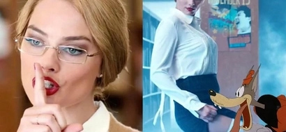 Major Babe Margot Robbie Is A Sexy Librarian Temptress In Video That's Driving The Internet Crazy