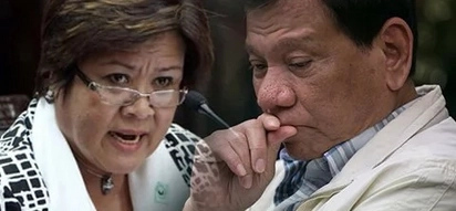 FIND OUT what De Lima has to say about her driver and their alleged SEX VIDEO