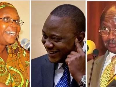 Professor arrested for insulting Uganda president declares her undying love for Uhuru
