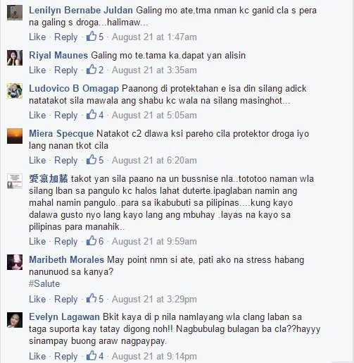 Netizen criticizes De Lima and Hontiveros in Facebook video