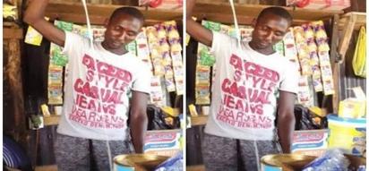Mwanamume, 28, aliye na shahada ya digrii ajikimu kimaisha kwa kuuza chai