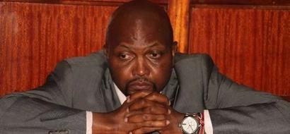 Hate speech ghosts haunt Moses Kuria