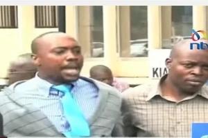 Politician goes berserk, threatens to murder and rape fellow women politicians(video)