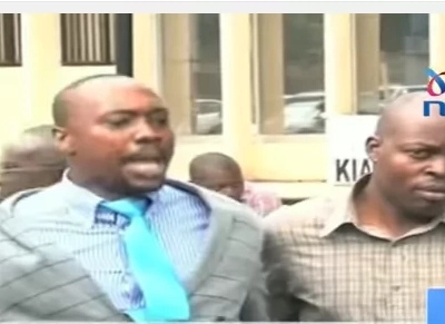 Kiambu politician goes mad, does this (video)