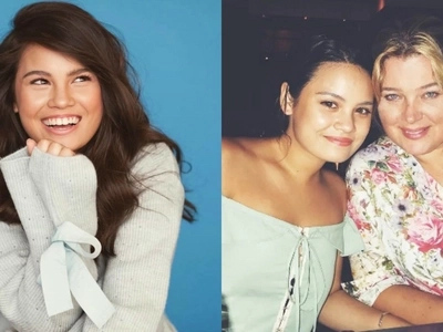 Michelle Van Eimeren shares how she reacted when Leila Alcasid had her firs kiss with a boy in a party when she was 14
