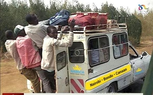 Utani kuhusiana na safari ya Canaan inayoongozwa na Raila utakaokuvunja mbavu