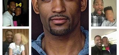 Father of 6 shoots himself on Facebook Live days after being arrested for indecent assault (photos)