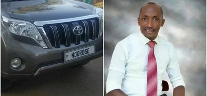 Meet the youngest and wealthiest Kenyan politician who is driving women nuts(Photos)