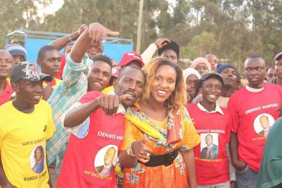 Baada ya Margaret Wanjiru, mgombea mwingine wa Jubilee atiwa mbaroni