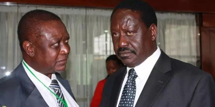 Online frenzy after Oburu Odinga's rigging confession