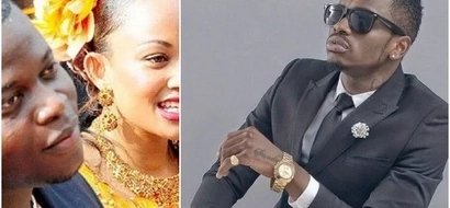 Here is why Diamond Platinumz missed Zari Hassan's EX husband's funeral as told by him