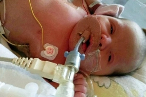This Baby Was Born With WATER Instead Of Blood (Photo)