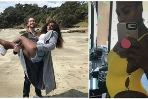 Good news! Top tennis player Serena Williams is pregnant (photos)