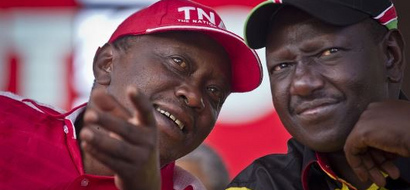 Uhuru's take on DP Ruto's 2022 presidential bid