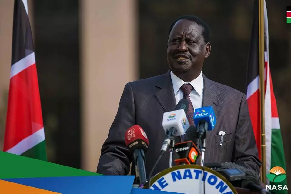 11 envoys urge Raila to recognise Uhuru's presidency for dialogue to take place