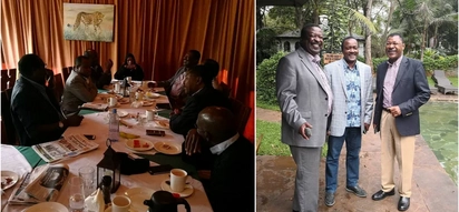 Kalonzo, Mudavadi react after ODM move to oust Wetangula from position of Senate Minority Leader