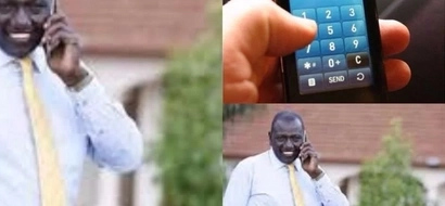 DP Ruto's MYSTERIOUS phone call gets Kenyans talking