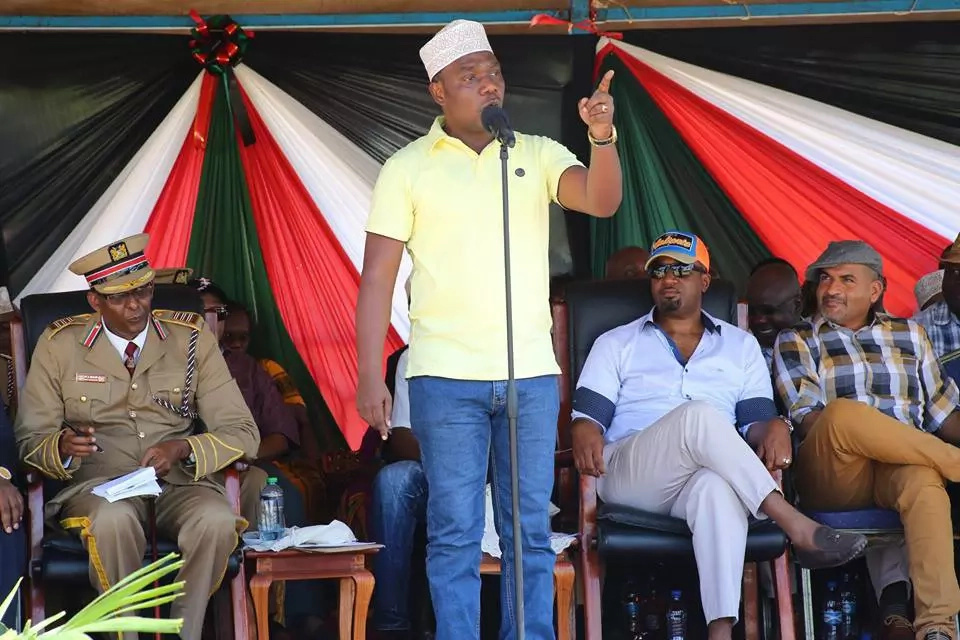 Kenyans gawk over Hassan Joho's swag