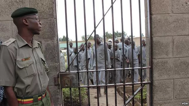 Four prisoners on the run after escape from Kibos in Kisumu