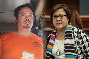 'Sweetie' ang tawagan! Jaybee Sebastian reveals that De Lima and former aide had an affair