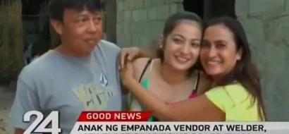 Hardworking daughter of empanada vendor and welder top 10 in the Nursing board examination