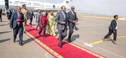 Why Mike Sonko accompanied Uhuru to Rwanda