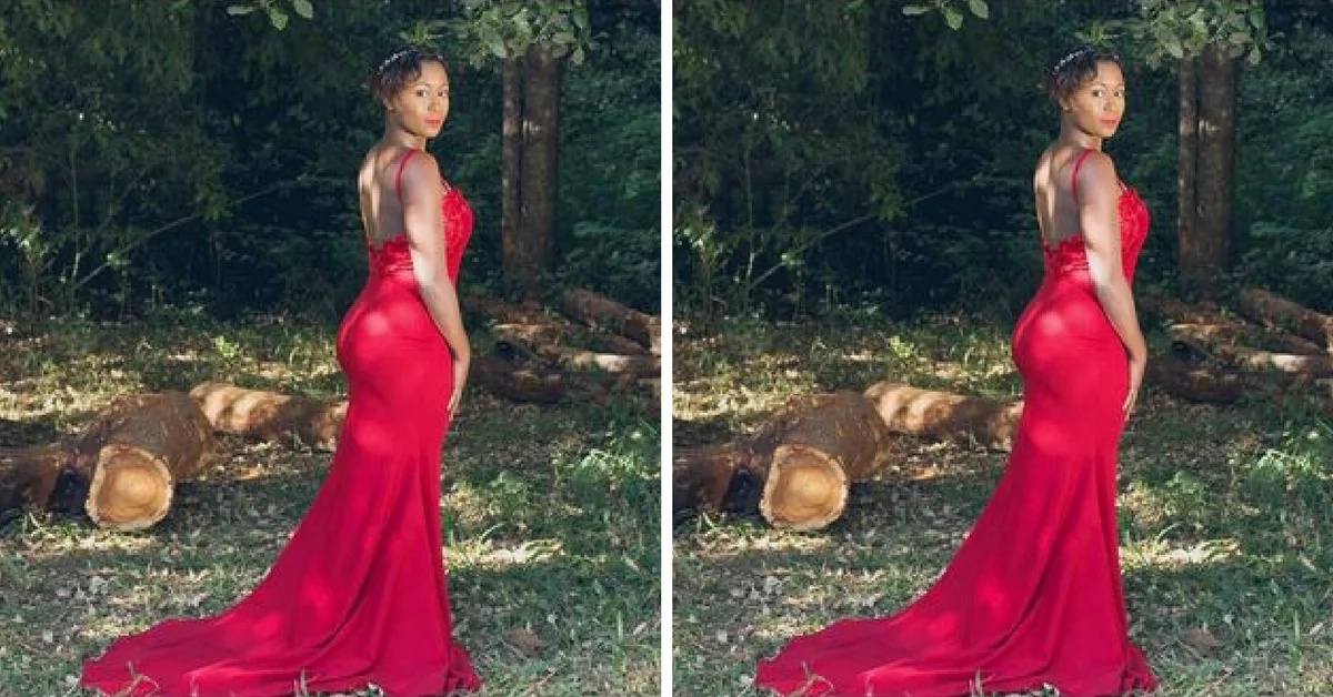 Kenya's hottest female cop slays in a fresh photoshoot