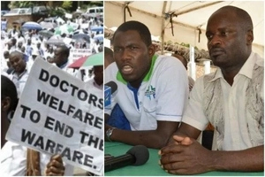 Doctors make NEW announcement as another major CRISIS looms