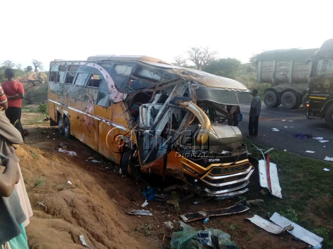 Uhuru mourns the death of 26 victims of the terrible bus accident