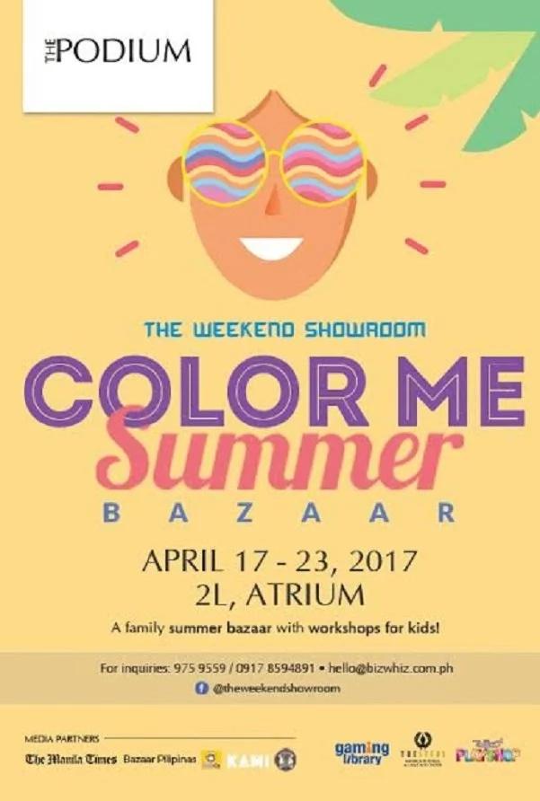 Kids-Podium-summer-bazaar-2017
