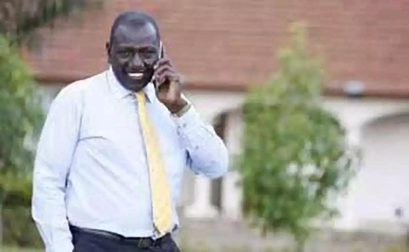 Hiki ndicho kitendo cha naibu rais William Ruto kilichowasisimua Wakenya-Video