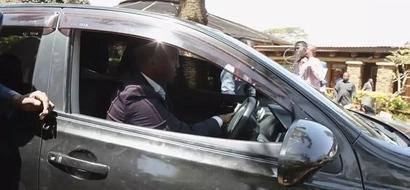 Kitendo hiki cha gavana Joho KIMEISISIMUA mitandao siku chache baada ya 'kumsomea' Rais Uhuru hadharani-Video