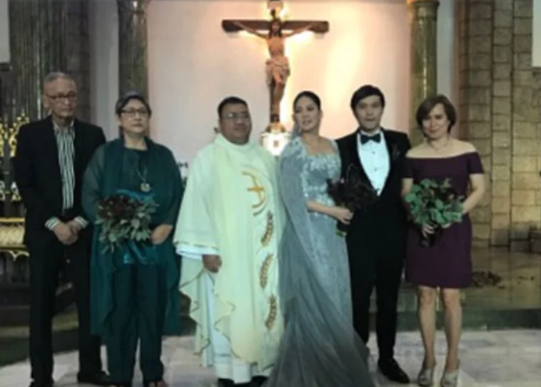 """Mr. and Mrs. Cipriano's """"Happily Ever After"""""""